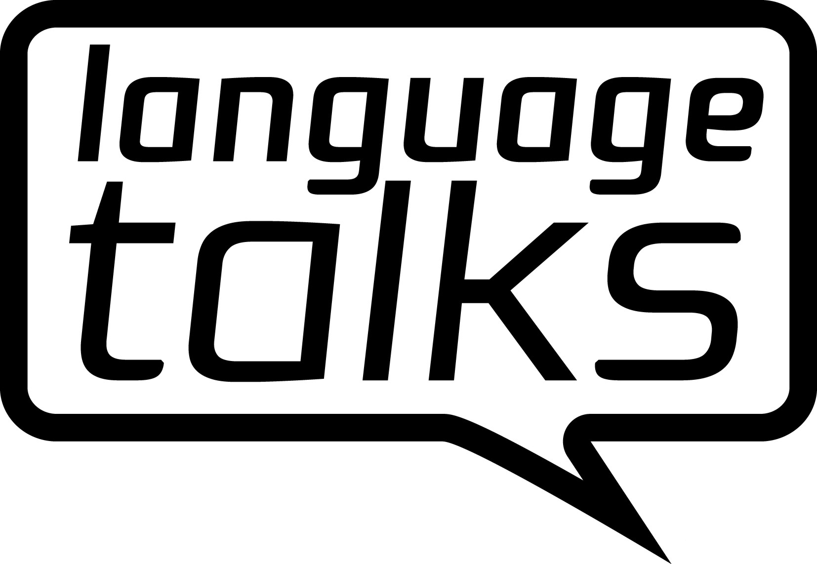 Languagetalks 2014